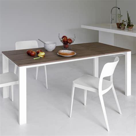 tavoli designs tavolo allungabile moderno bad 249 all 120 x 80 arredas 236