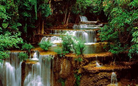 Wallpaper Of Waterfall by 10 Beautiful Waterfall Wallpapers Beautiful Wallpapers