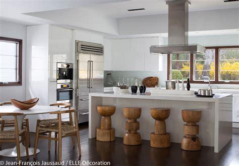 cuisine et fonctionnelle une maison de vacances dans les htons décoration