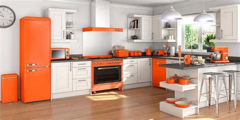 orange kitchen appliances swan fearne mixers blenders retro appliances ao