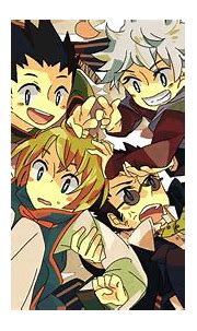 #Anime Hunter x Hunter Gon Freecss Killua Zoldyck #1080P # ...