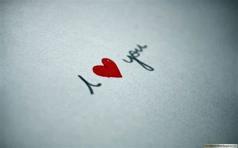 I Love U Hd Wallpaper  Hd Wallpapers Images Pictures