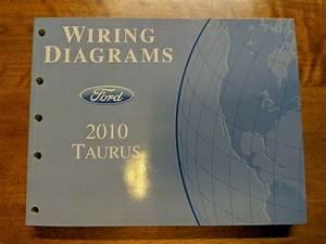2013 Ford Taurus Wiring Diagram