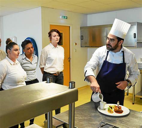 chef de cuisine étoilé formation un chef étoilé en cuisine brest letelegramme fr