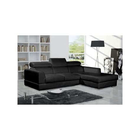 canapé d 39 angle 4 places neto madrid moderne design