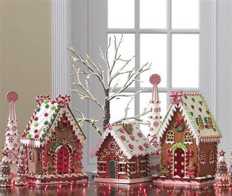 raz gingerbread houses christmas pinterest