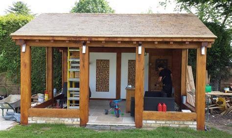 Gartenhaus Selber Bauen by Mehr Als 40 Vorschl 228 Ge Wie Sie Ein Gartenhaus Selber