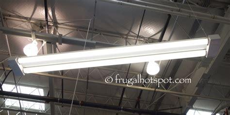 costco led shop light feit electric 4 ft led shop light costco frugal hotspot 5904