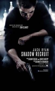 JACK RYAN: SHADOW RECRUIT Poster. JACK RYAN: SHADOW ...