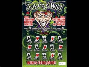 Illinois Lottery Scratch-Off Tickets