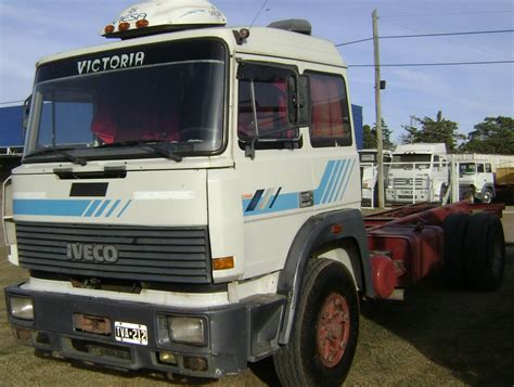 Iveco Fiat by Cami 243 N Argentino Fiat Iveco 190 29