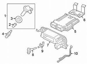 Ford Expedition Engine Camshaft Position Sensor  Liter