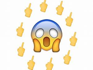 Apple is finally bringing the middle finger emoji to the ...