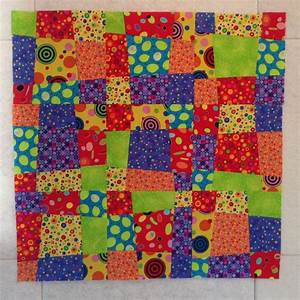 quilting templates free online - crazy nine patch quilt pattern free