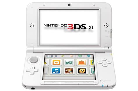 Console Nintendo 3ds by Consoles 3ds Nintendo 3ds Xl Blanche 3717593 Darty