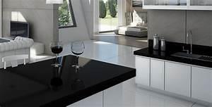 Plan De Travail Dekton : plan de travail cuisine sur mesure plan de travail granit ~ Melissatoandfro.com Idées de Décoration