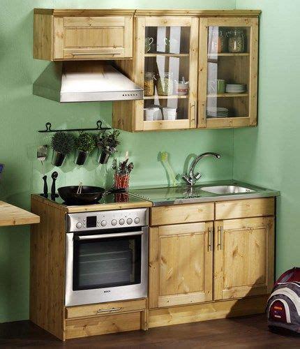 cocina mini en  cocinas pequenas cocina de pino  cocinas  espacios pequenos