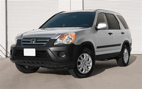 With regular maintenance, i haven't had any issues. Used 2006 Honda CR-V SUV Pricing & Features   Edmunds