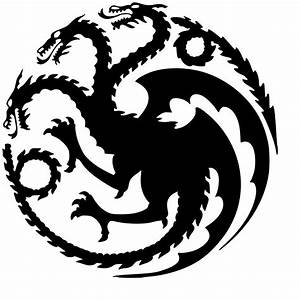 Game of Thrones Dragon Vinyl Decal Sticker Car Window Wall ...