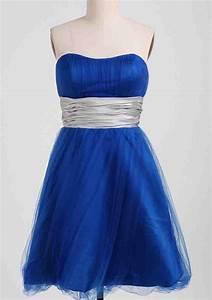 royal blue and silver bridesmaid dresses wedding and With royal blue and silver wedding dresses