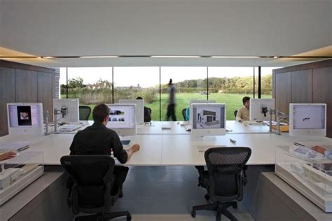 A Type-face Design Firm's Office By YellowSub Studio :  Another Cool Architect's Office