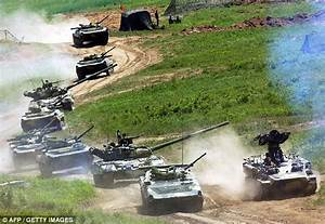 Russian military braces for massive war games involving ...