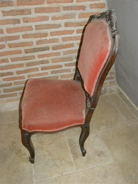 chaise de style chaise de style louis xv artisans du patrimoine