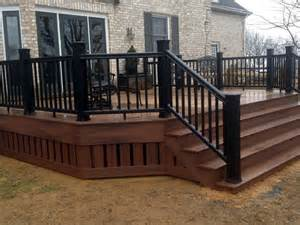 1000 ideas about black deck on pinterest decks stained