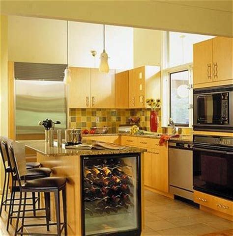 kitchen island with refrigerator 9 best kitchen island remodel wine fridge install images 5221