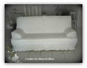 Housse Assise Canapé : housse de canape en cuir ~ Melissatoandfro.com Idées de Décoration