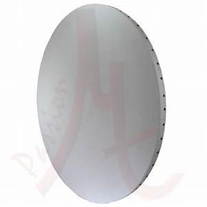 Toile Blanche A Peindre : ch ssis entoil rond toile blanche peindre polyester fin ~ Premium-room.com Idées de Décoration