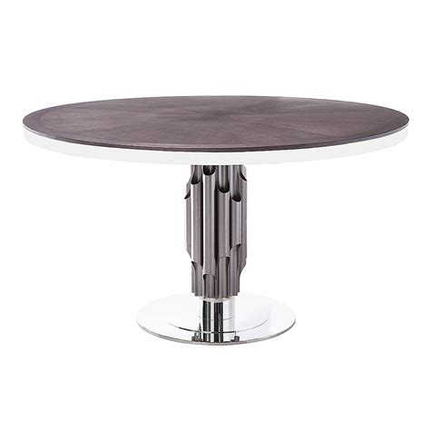 Aria Round Dining Table By Star International • Usa