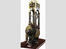 Whetton & Grosch » Elephant Water Clock