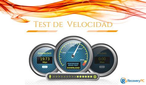 Test Velocidad Fibra Movistar, Test De Jazztel, Vodafone Y Ono