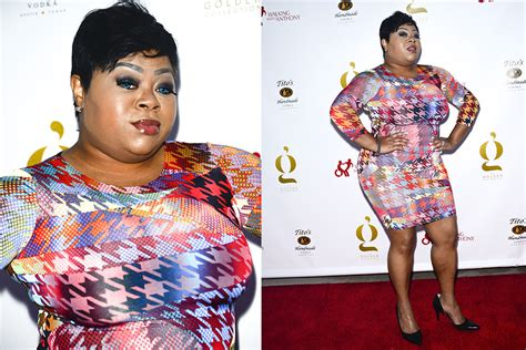 'The Parkers' Star Countess Vaughn Shows Off Fierce New ...