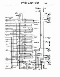 1978 Chevy Truck Wiring Diagram 1978 Chevy Truck Wireing