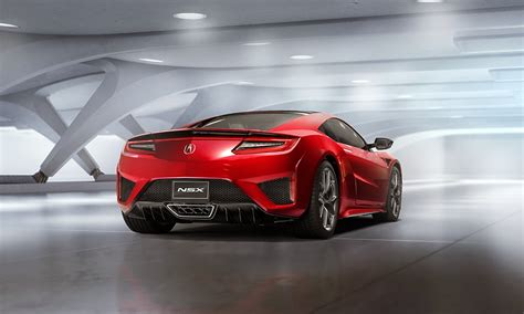 2016 acura nsx price interior design news and pictures