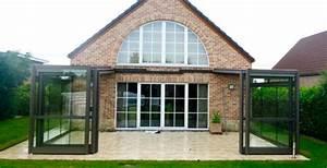 Abri De Terrasse Retractable : l abri de terrasse en aluminium pour sa maison ~ Dailycaller-alerts.com Idées de Décoration