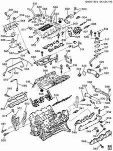 1991 Chevrolet Cavalier Engine Asm