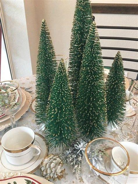 christmas centerpieces tablescapes images