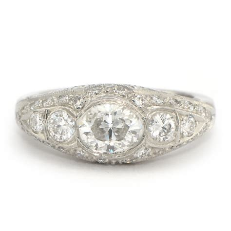 vintage rings engagement 2014 designs for