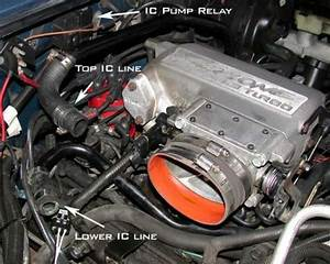 Image 284 From Replacing Metal Intercooler Lines On A Gmc