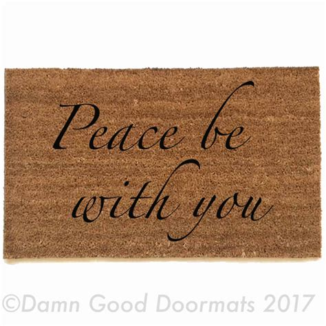 Religious Doormats by Personalized Christian Doormats Sc 1 St Walmart