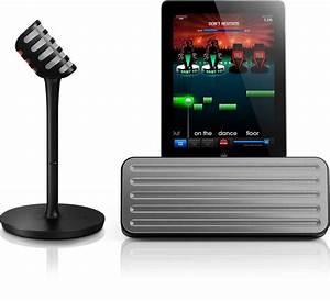 Bluetooth Lautsprecher App : kabelloses mikrofon und bluetooth lautsprecher aea7000 10 philips ~ Yasmunasinghe.com Haus und Dekorationen