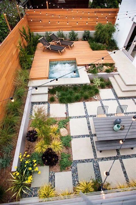 Backyard Styles by Amazing Backyard Landscaping Ideas Corner