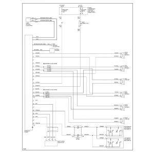 mitsubishi eclipse radio wiring diagram free wiring diagram
