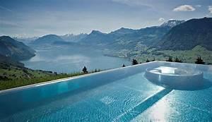 Hotel Villa Honegg Suisse : 16 pools that will blow your mind ~ Melissatoandfro.com Idées de Décoration