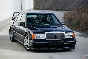 Mercedes 190 E : mercedes benz 190e 2 5 16 evo 2 dark vador brussels oldtimers ~ Medecine-chirurgie-esthetiques.com Avis de Voitures