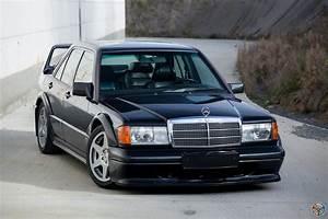 Mercedes 190 Evo 2 : mercedes benz 190e 2 5 16 evo 2 dark vador brussels oldtimers ~ Mglfilm.com Idées de Décoration