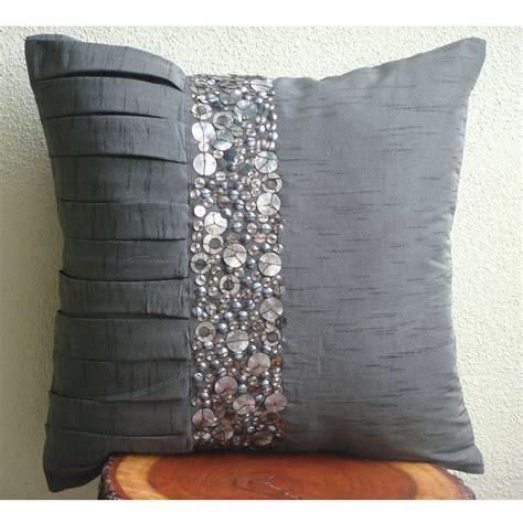 designer throw pillows designer grey throw pillows cover for 16x16